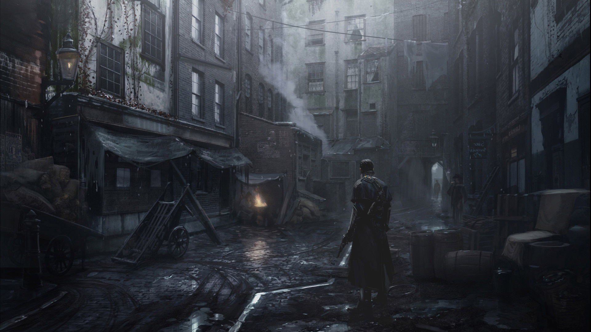 The Order 1886 Ps Wallpapers