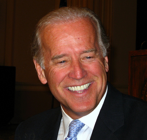 Joe Biden Vice- President (in case you didn't know!)