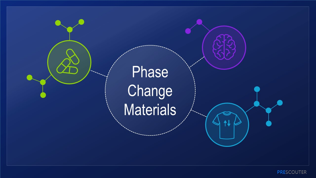 Phase Change Materials: Disruptive Technology Webinar
