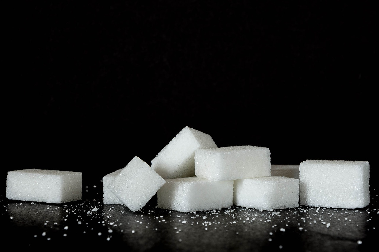 What are the top 5 innovations in sugar reduction in 2017?