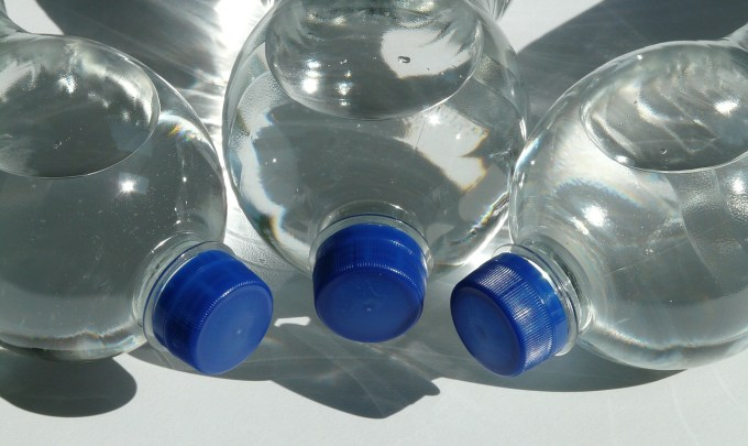 Microplastics in bottled water: There is a problem but what's the solution?
