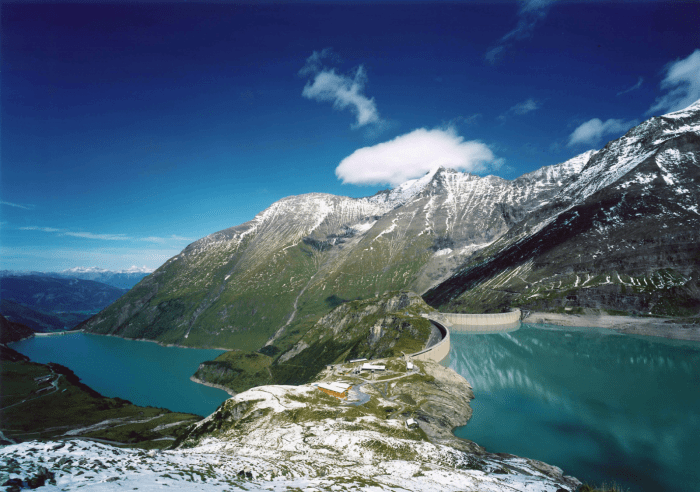 Pumped-storage hydropower plants: An attractive market opportunity