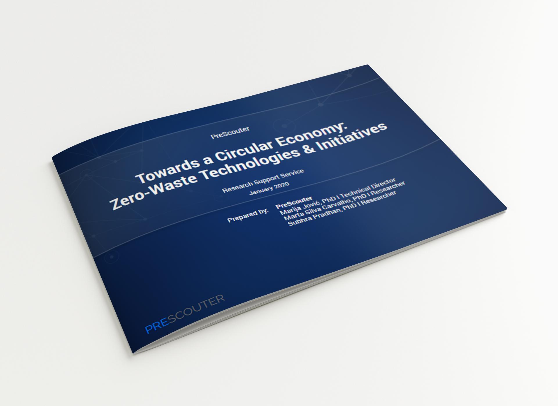 Towards a Circular Economy: Zero-Waste Technologies & Initiatives