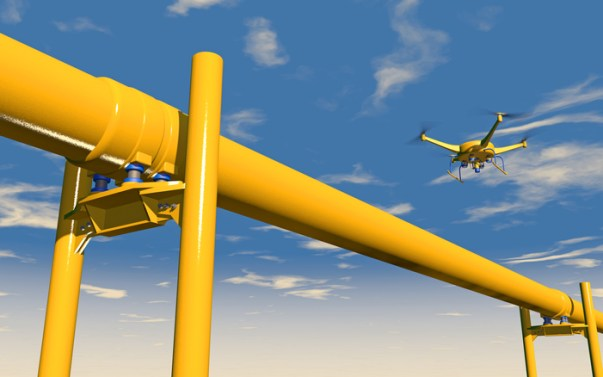 The applications of tomorrow's aerial vehicles in today's oil & gas industry