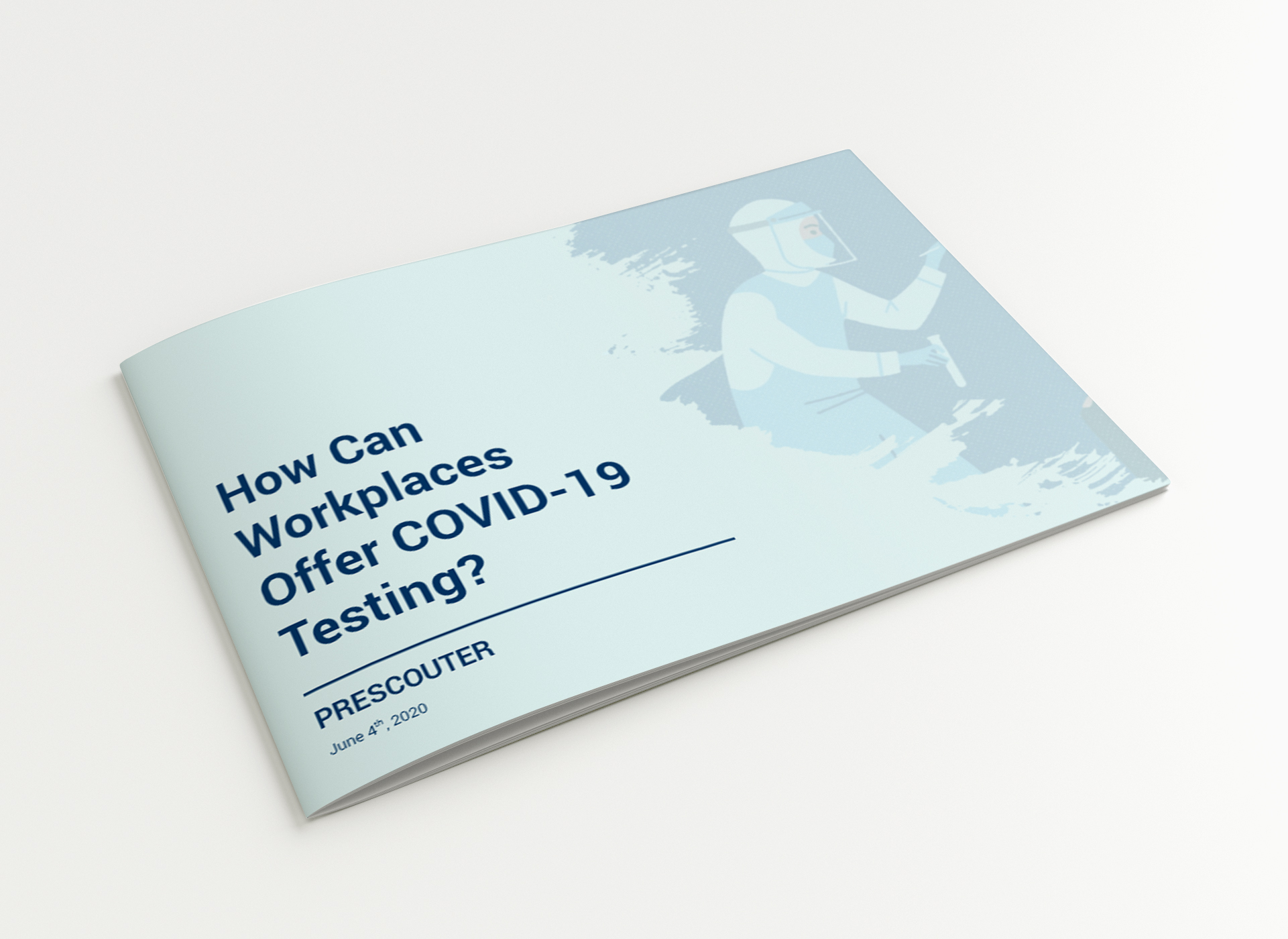 COVID-19 Testing in the Workplace