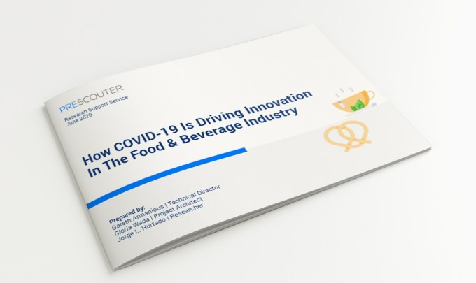 How COVID-19 Is Driving Innovation In The Food & Beverage Industry