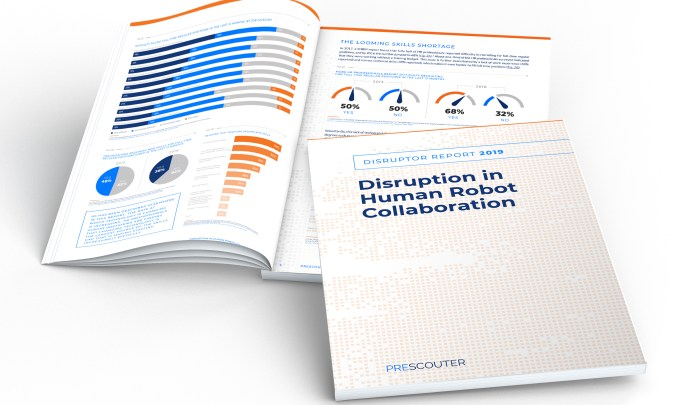 Disruption in Human Robot Collaboration