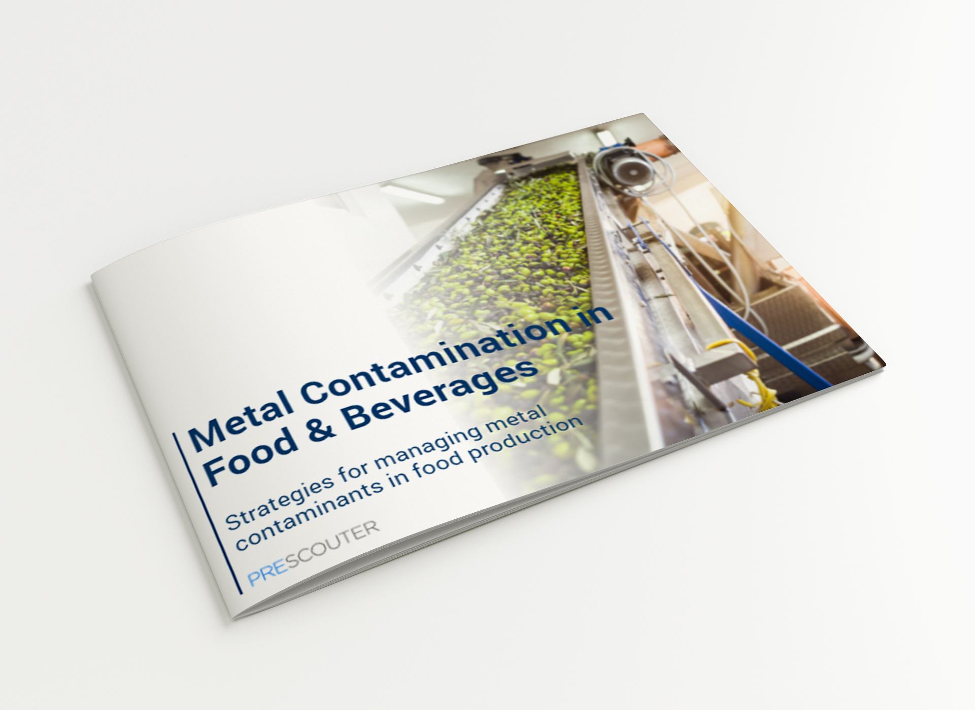 Metal Contamination in Food & Beverages: Strategies for Managing Metal Contaminants in Food Production