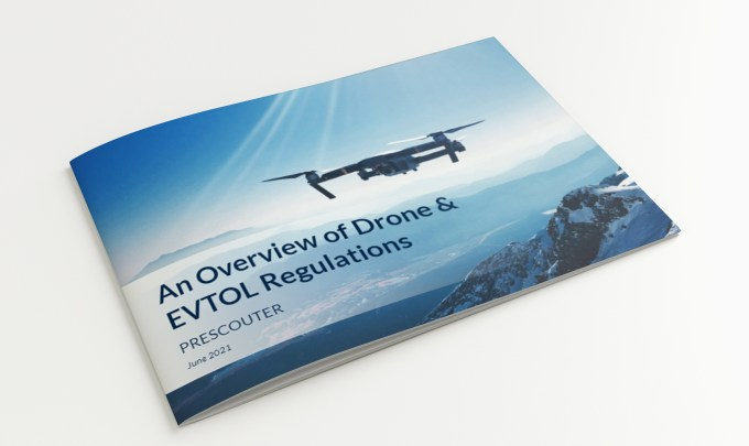 An Overview of Drone & EVTOL Regulations