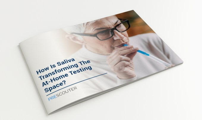 How is saliva transforming the at-home testing space?