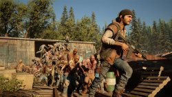 Days Gone Playable Demo will be Available at Madrid Games Week