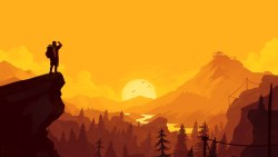 Firewatch is set to Release December 17 on the Switch
