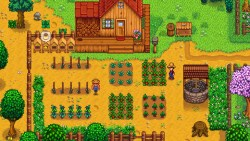 Stardew Valley is Going to be Self-Published