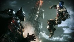 RUMOR - Rocksteady Is Working On Batman: Arkham Crisis