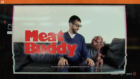 Journey to the Savage Planet Meat Buddy Ad