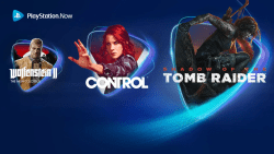 PS Now March Update Adds 11 New Games, Including Control, Wolfenstein 2, and Shadow of the Tomb Raider