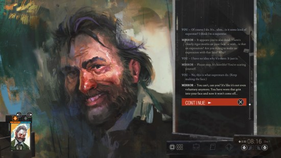 Disco Elysium: The Final Cut The Expression