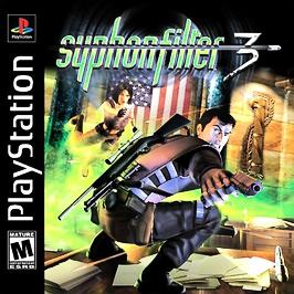 Syphon Filter 3 PlayStation IGN