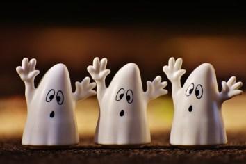 peur et anxiété: fantômes
