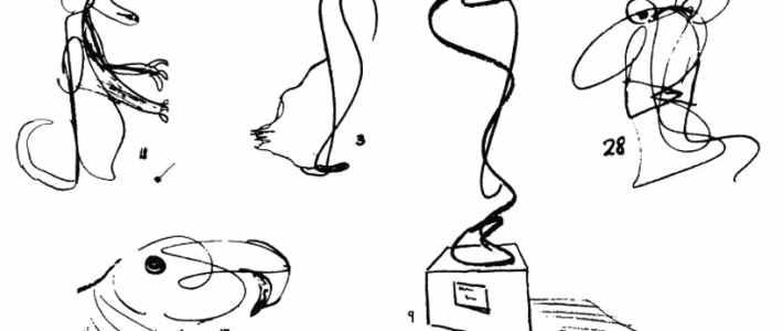 Le squiggle chez Donald Winicott