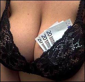 Я проститутка, работа проституткой, как стать проституткой?