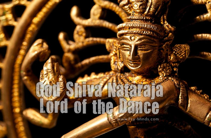 God Shiva Lord Dance