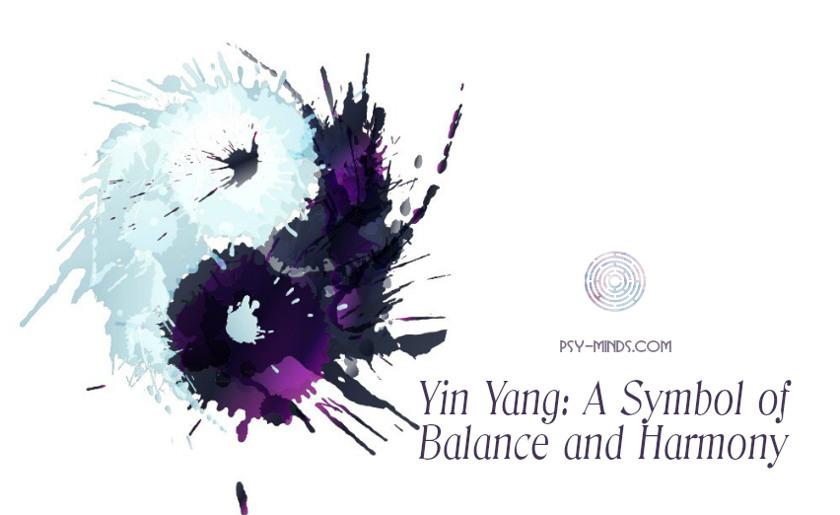 Yin Yang A Symbol of Balance and Harmony
