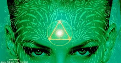 Goddess Eye – Ellen Vaman