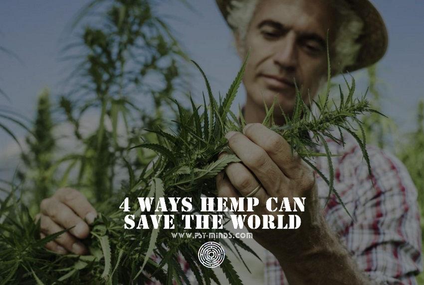 Hemp Save World