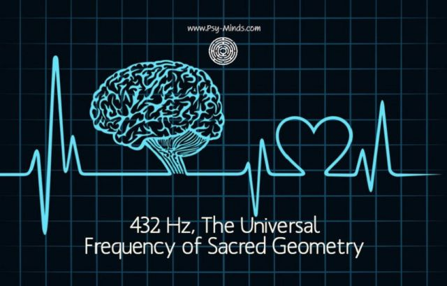 432 Hz, The Universal Frequency of Sacred Geometry ~ Psy Minds