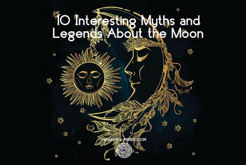 Myths Legends Moon