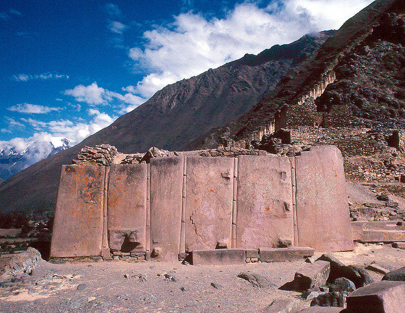 Ollantaytambo Mysterious Megalithic Site3