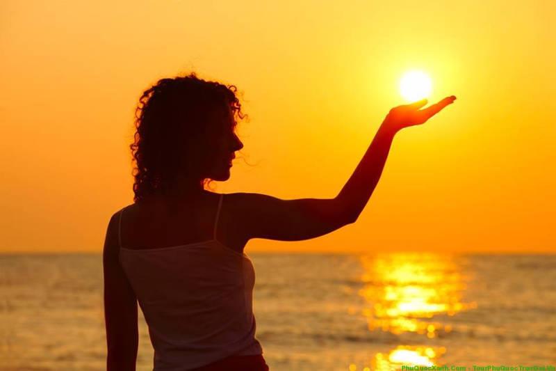 Sun gazing 1