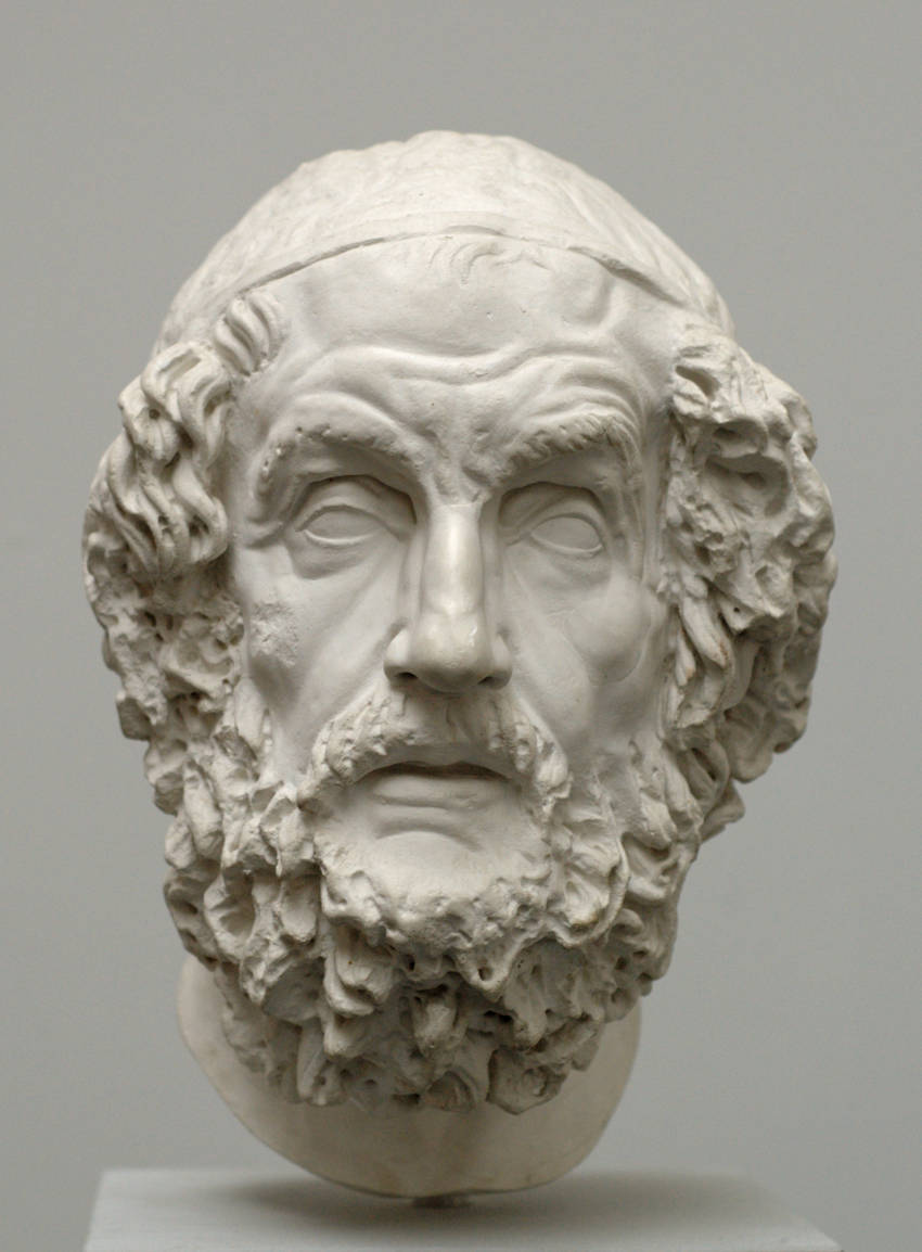 Homer-The Strange Inspirations Behind Greek Myths