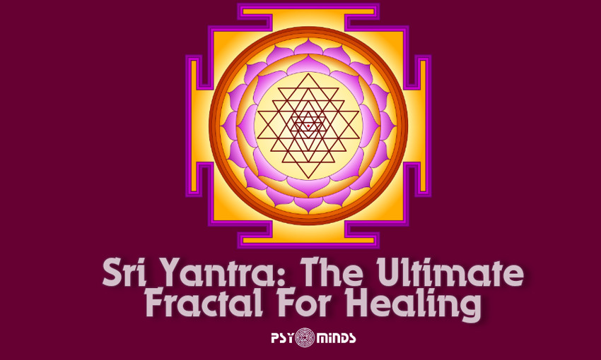 Sri Yantra The Ultimate Fractal For Healing 1