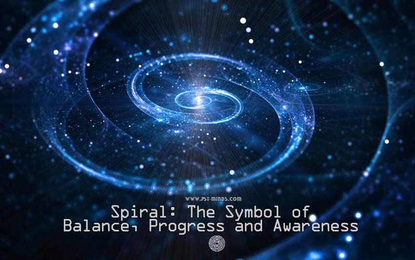 Spiral The Symbol of Balance, Progress and Awareness