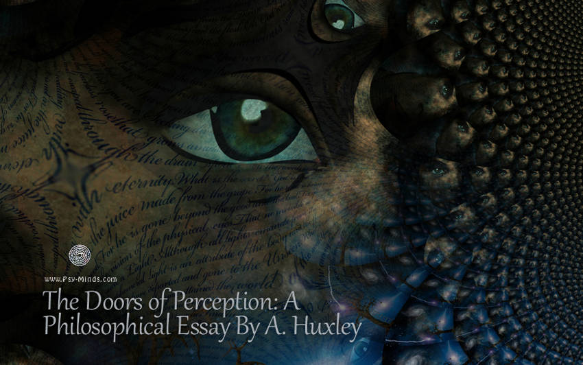 The Doors of Perception A Philosophical Essay By A