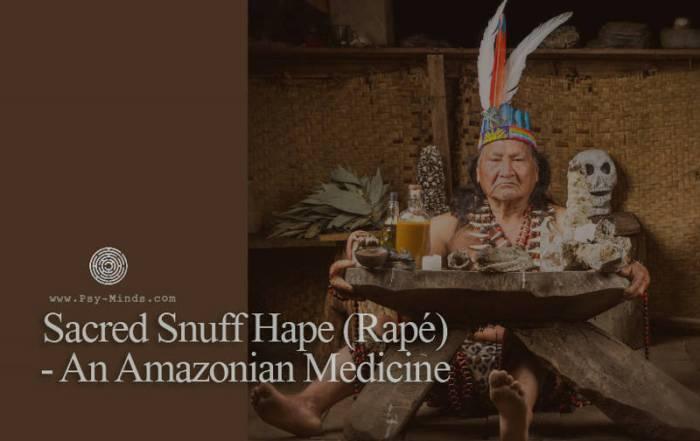 Sacred Snuff Hape (Rapé) - An Amazonian Medicine1
