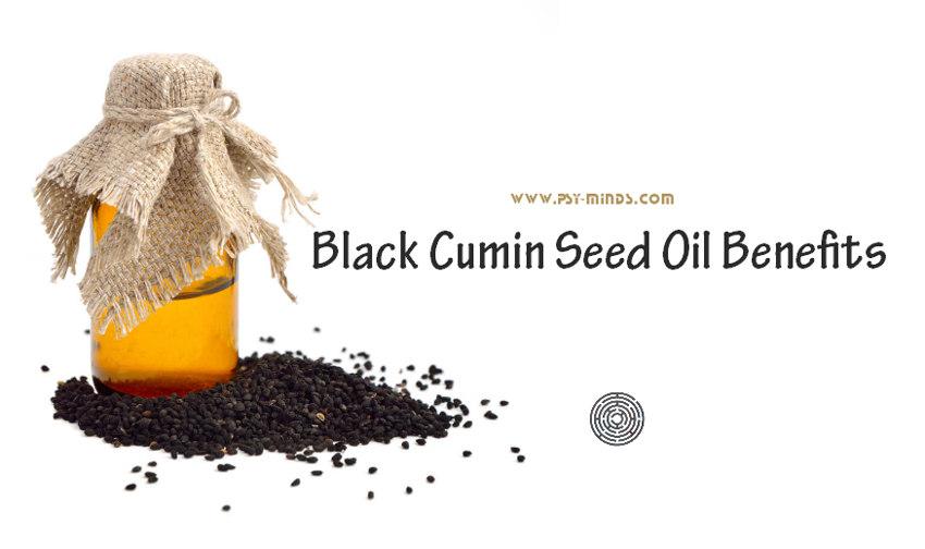 Black Cumin Seed Oil Benefits