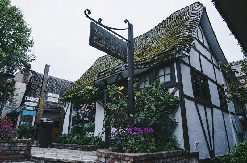 Carmel-Village-California-USA fairy tale
