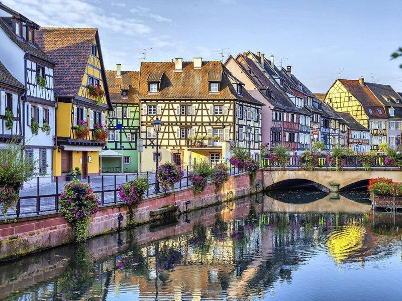 Little-Venice-Colmar-France fairy tale