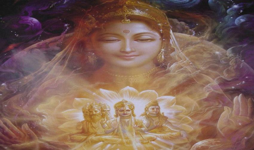 Maya The Goddess of Illusion