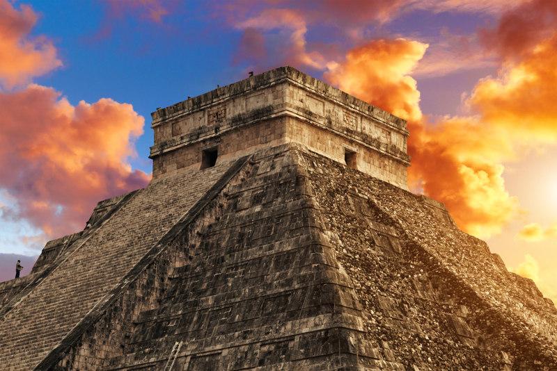 Mayan Pyramids Types and Purposes1