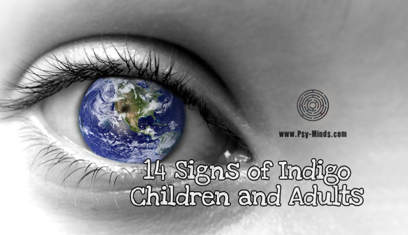 14 Signs of Indigo Children and Adults