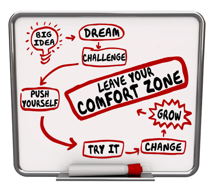 Breaking Out of Our Comfort Zone and Why We Should It 1