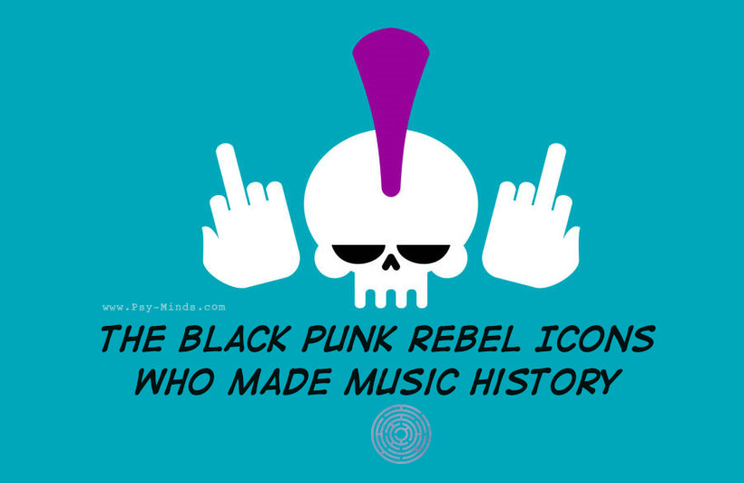 The Black Punk Rebel Icons Who Made Music History
