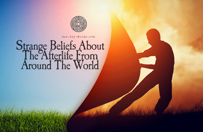 Strange Beliefs About The Afterlife From Around The World 11