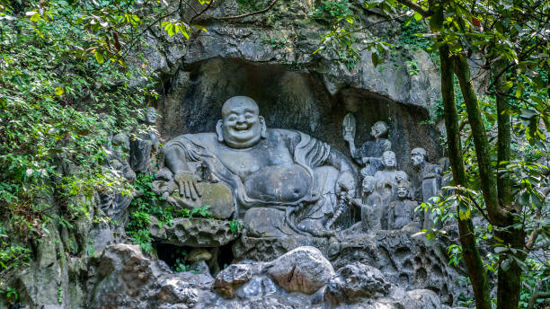 Who Was The Laughing Buddha 1