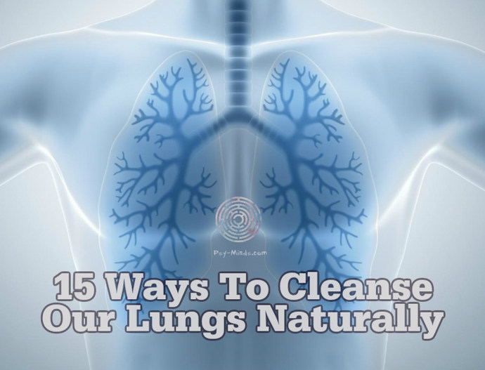15 Ways To Cleanse Our Lungs Naturally