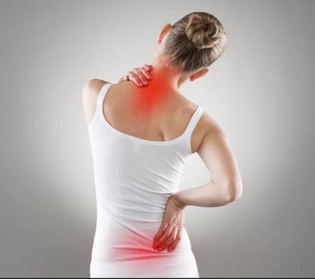 Infrared Sauna Therapy pain